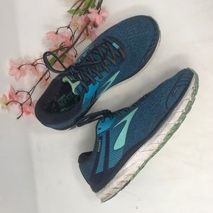 Womens Brooks Adrenaline GTS 18 Running Shoes 9.5